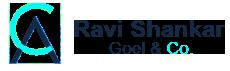 Ravi Shankar Goel & Co. Logo